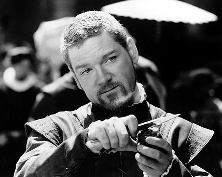 Kenneth Branagh as Gaston LeRoche